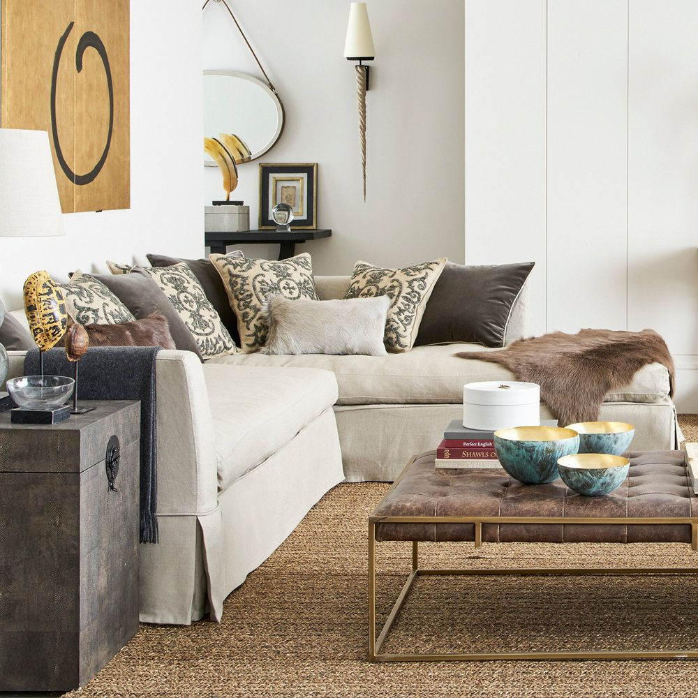 Country Style Decor Ideas Mixing Modern Comfort And Unique: Mixing Old & New With An Oriental Twist