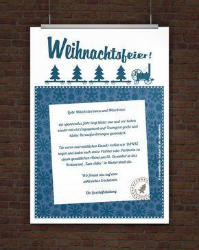 Druckeselbst Kostenlose Einladung Weihnachtsfeier Mehr Einladung Weihnachtsfeier Einladung Konfirmation Weihnachtsfeier