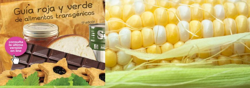 Guía Roja y Verde de Alimentos Transgénicos. Actualización enero 2014