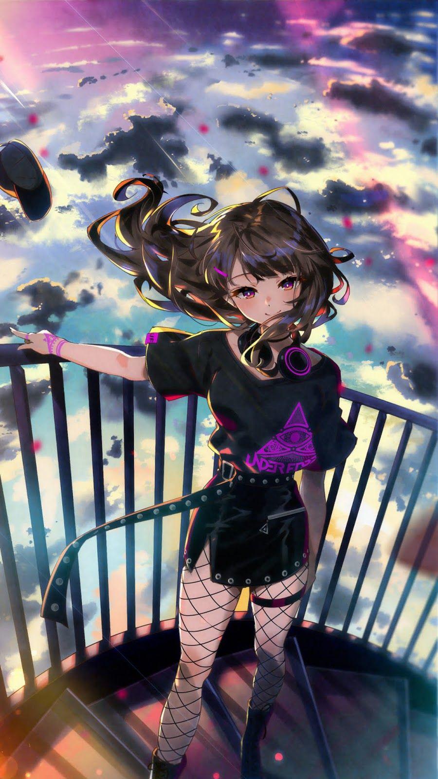 Sweet Magic: Wallpapers 4k para Celular: Animes e