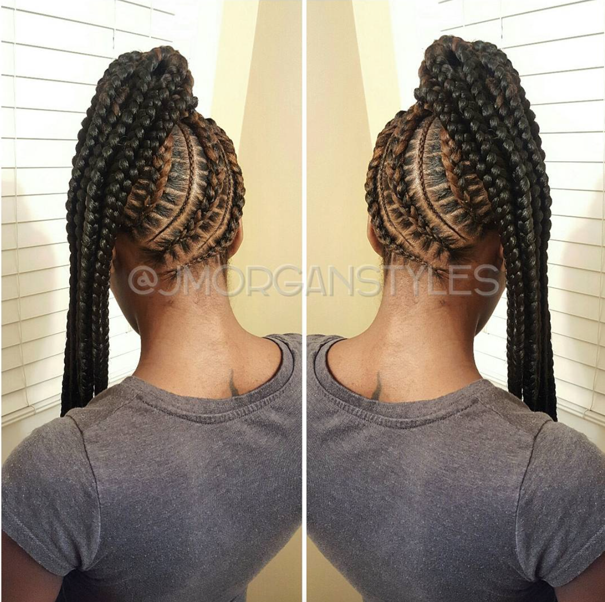 Love this braided pony by jmorganstyles read the article here
