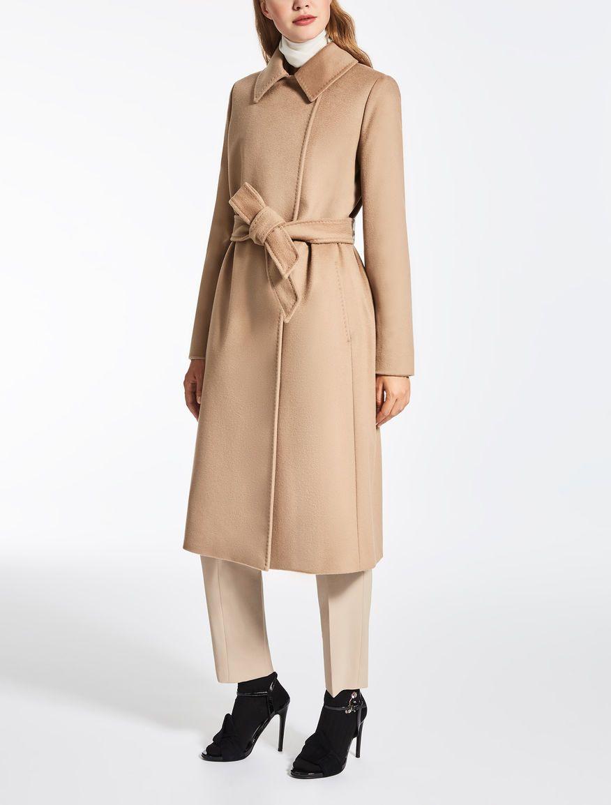 Max Mara COLLAGE camel  Wool coat.  69c4ccbabb16