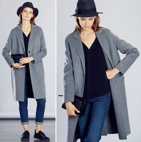 270b7c72d9 Looks femme Zapa automne hiver 2015 2016 | Vestes & Manteaux | Mode ...