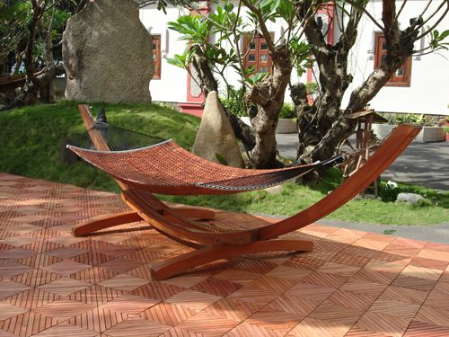 Ark Hammock Stand | For the Home | Patio lounge furniture
