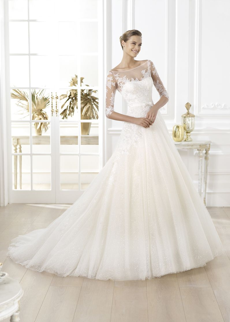Pronovias Bridal Collection Available at Designer Bridal Room