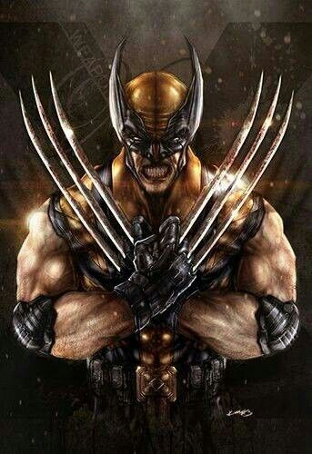 Wolverine Logan Xmen By John Giang Estilo De Gio Pinterest