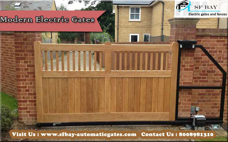At The Electric Gates Shop We Supply A Wide Range Of Gate Automation Systems For Five Bar Gates Or Lar Wooden Electric Gates Electric Gates Farm Gate