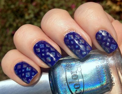 Nail Polish Wars: Going Blue for Autism Awareness