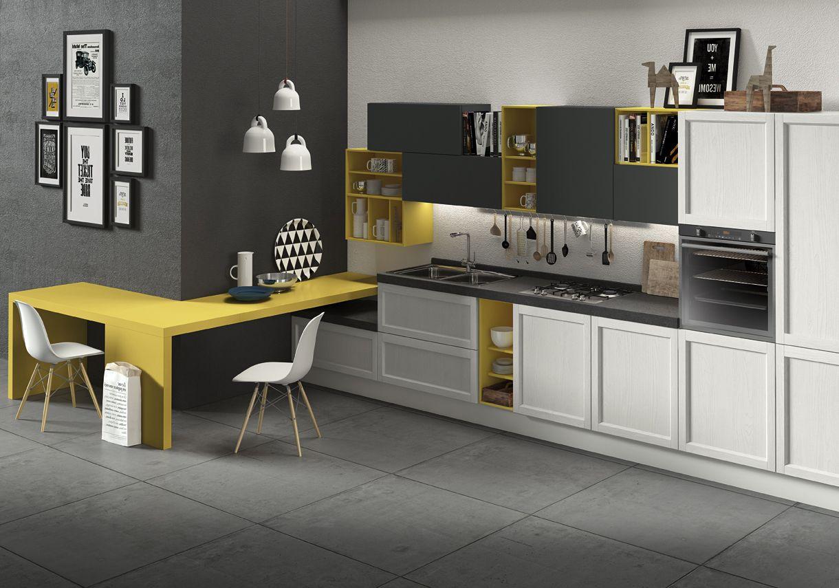 Harmony arredamento cucina casa stile moderno for Casa stile moderno