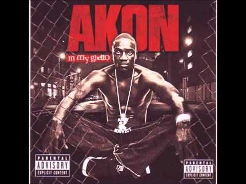Akon, Locked up this song goes to my brother who is in jail