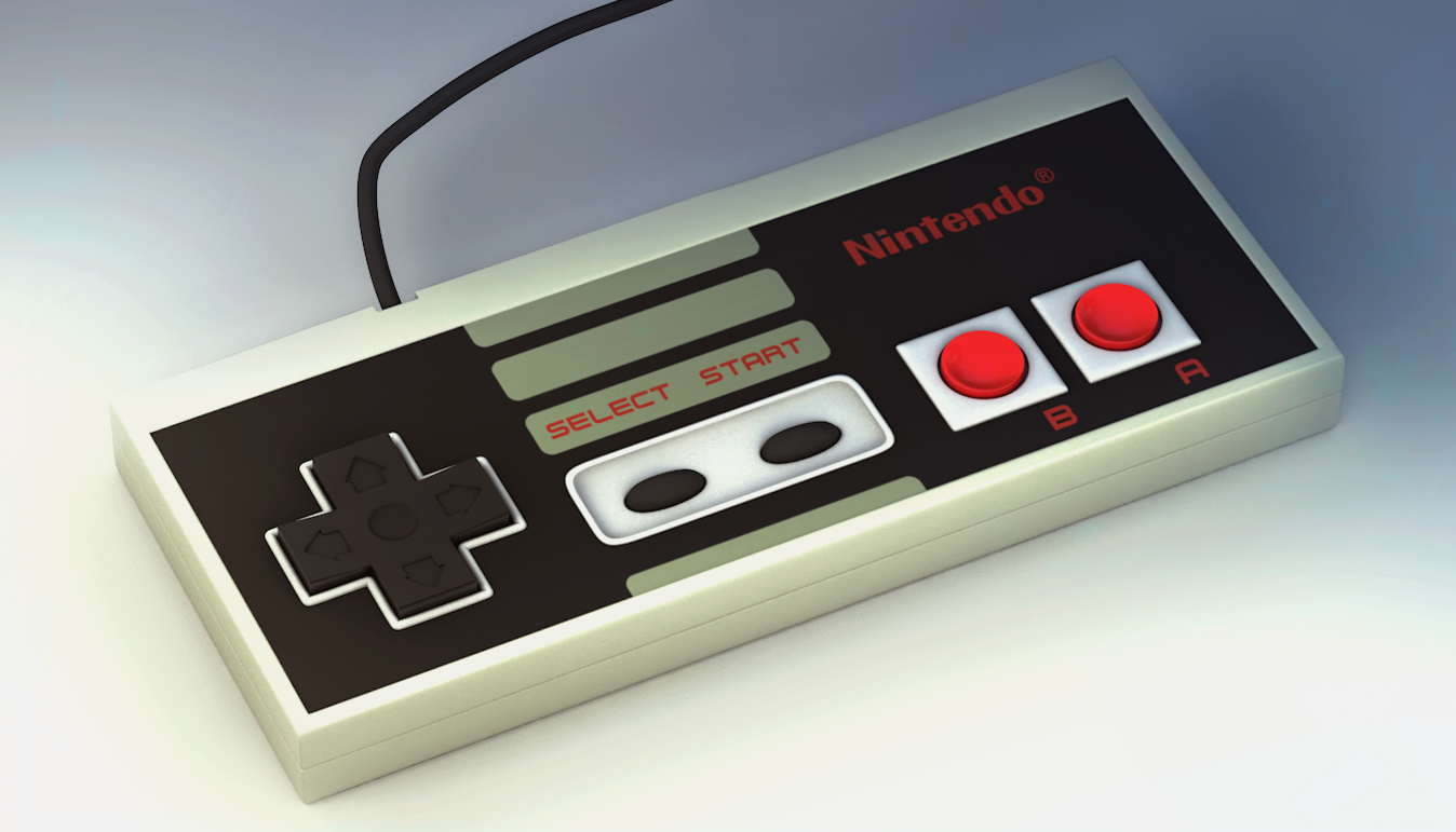 3 9 15 Nes Controller Day2 Nes Controller Gameboy Gaming Products