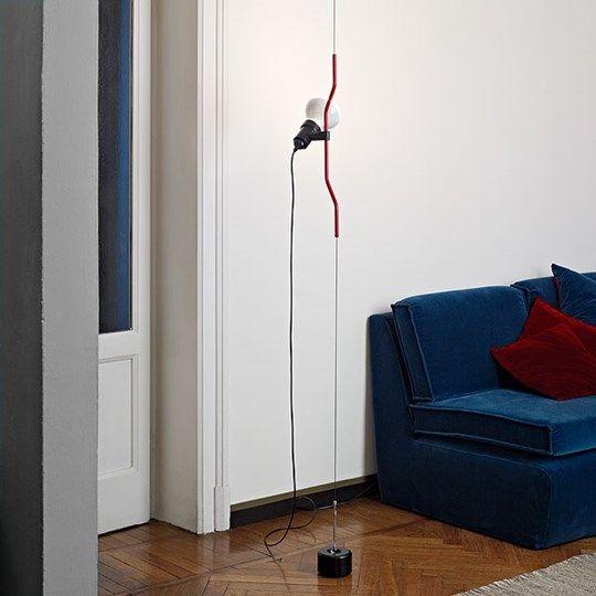 parentesi lamp - Google Search | Furniture | Pinterest | Monochrome ...