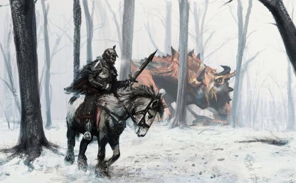 Skyrim Dragonborn Battle Forest This Is My Favorite So Far Elder Scrolls Art Skyrim Art Elder Scrolls V Skyrim