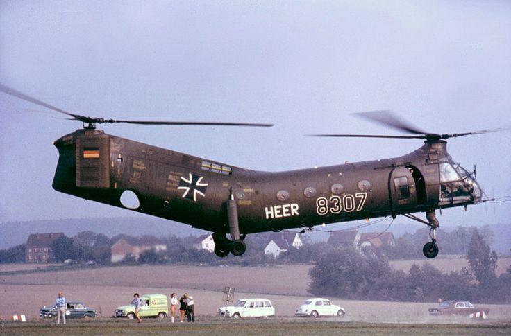 Piasecki CH-21B | Aircraft | P...