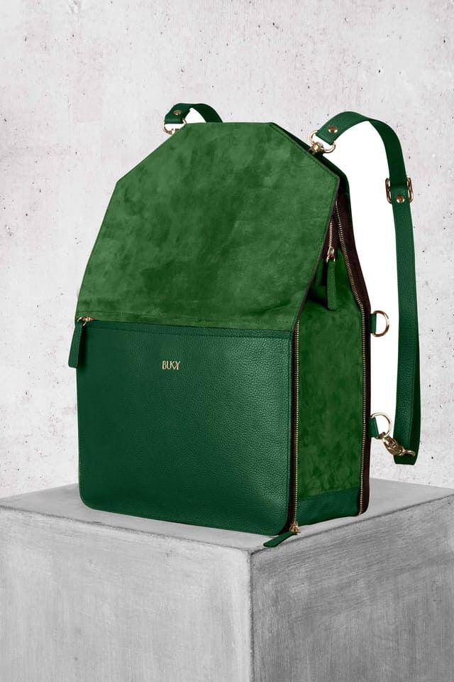 178a1b0e3a Bukvy Stockholm Bag - Jade • Bukvy • Tictail