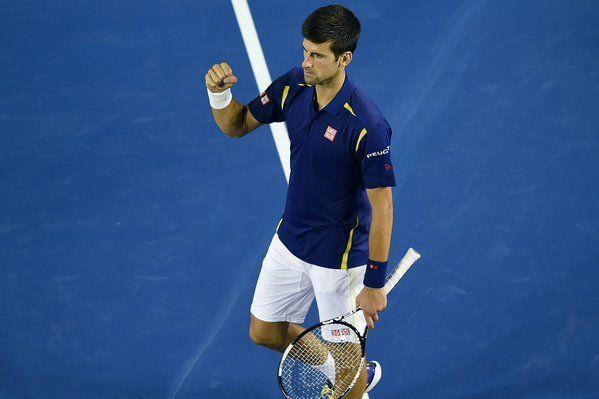 Djokovic zorlansa da kayıpsız