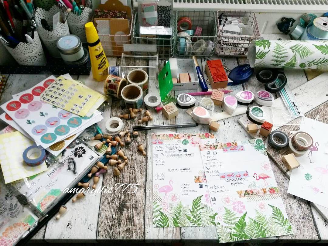 12.03.16 #mehrrealitätaufinstagram  und das verbirgt sich hinter jedem Bild (eigentlich noch schlimmer) Geht es euch genauso?  #amaryllis775 #filofax #filofaxing #filofaxdeutschland #washitape #sticker #stationery #stationeryaddicted #filofaxgoodies #plannergoodies #stationerylove #chaos #creativechaos #craftinglove #craftingmakesmehappy #craftingtable #craftinglikeaboss #craftingeek #myhappyplace by amaryllis775