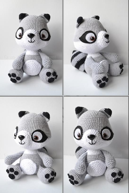 Мастерская домовенка , Сергеевой Алёны . | Crochet It - Animals ...