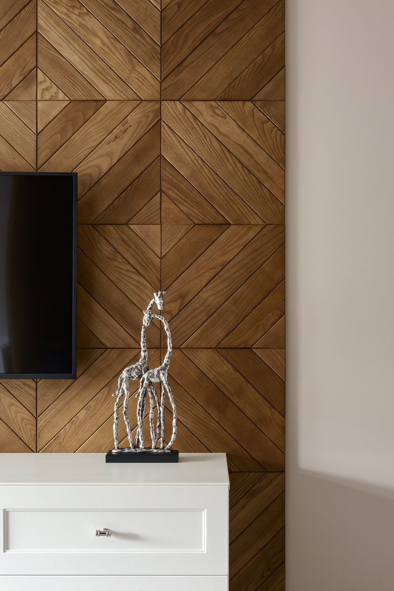 Wall Panelling With 3d Rack Wooden Panels Wall Panel Design