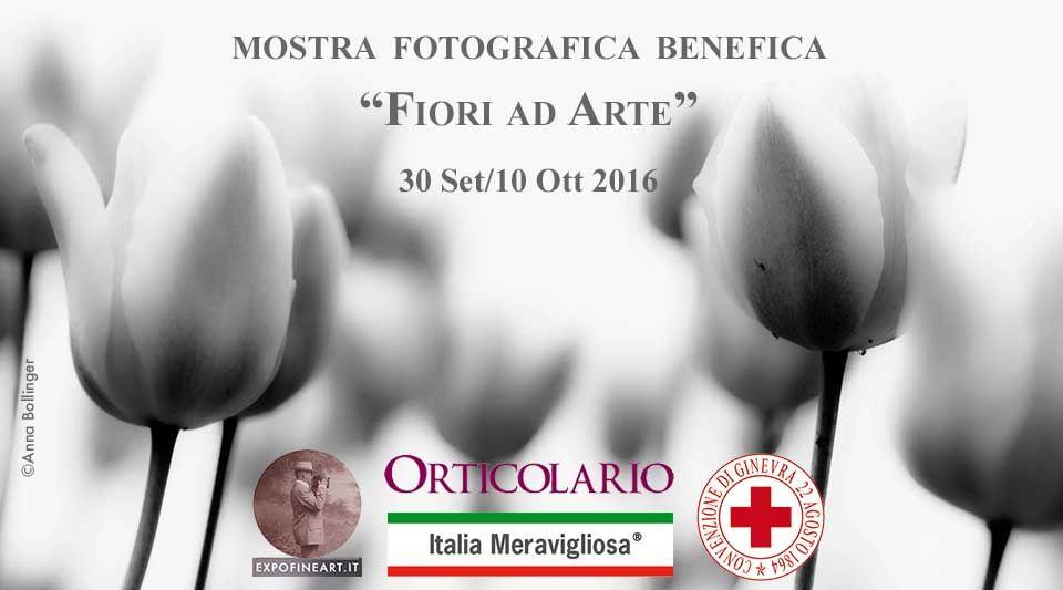 """Mostra Fotografico """"Fiori ad Arte"""" 2016"""