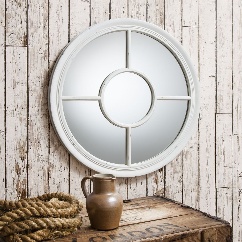 Gallery Direct Somerford Round Mirror | Gallery Direct Mirrors ...