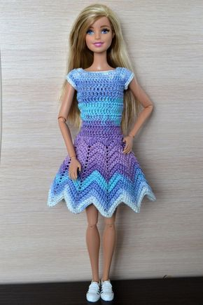Pin von Bettina Ullrich auf Barbie | Pinterest | Barbie kleider ...