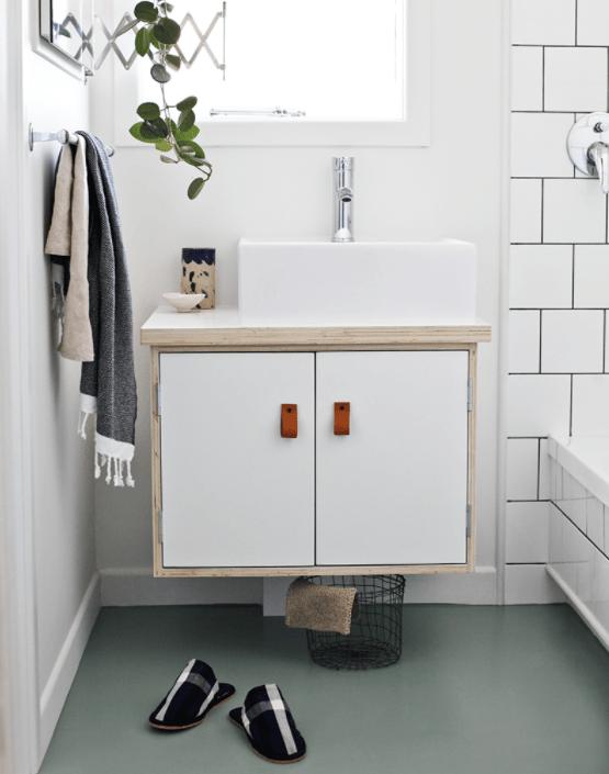 16 Stylish Bathroom Vanities You Won T Believe You Can Diy Diy Bathroom Vanity Stylish Bathroom Unique Bathroom Vanity