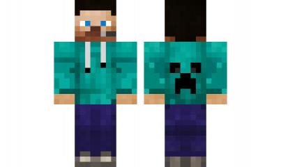 Minecraft Skin Steve Hd Cool Minecraft Skins Minecraft Skins For Minecraft Pe
