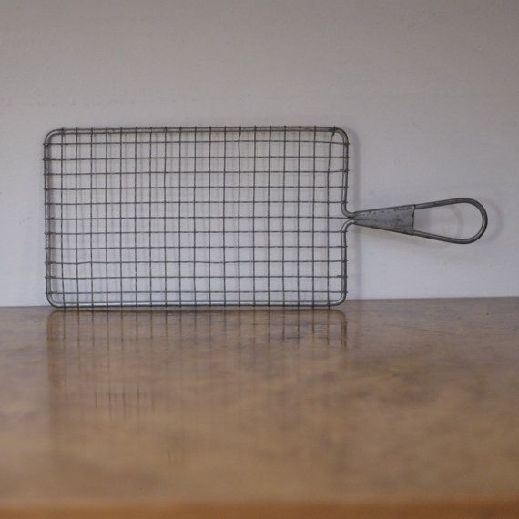 craft supplies tools old wire rack