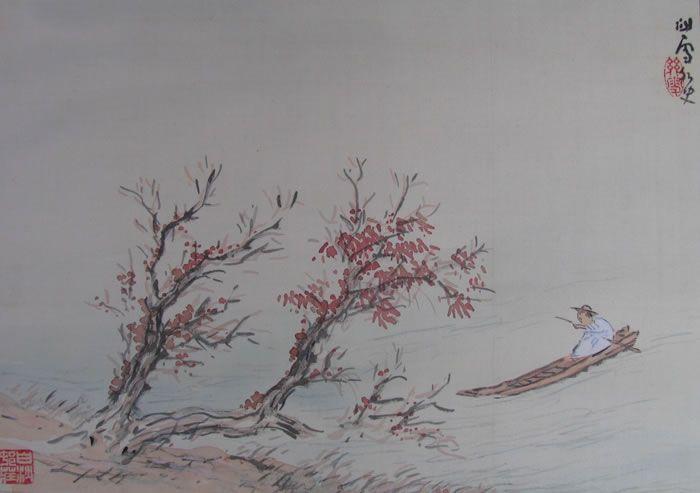 Hashimoto Kansetsu 橋本関雪 (1883-1945).
