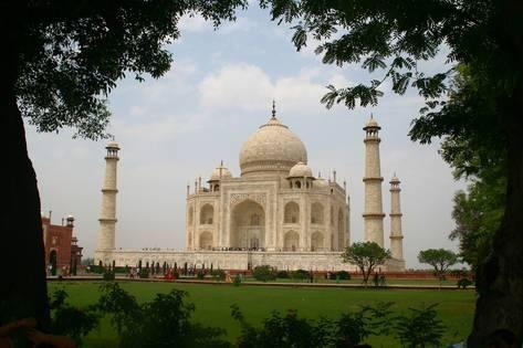 Photographic Print: Taj Mahal - India by rajjawa : 24x16in