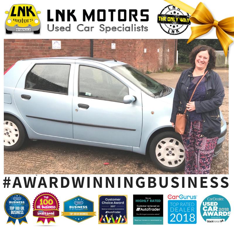 Thank you for choosing LNK Motors, we hope you enjoy your