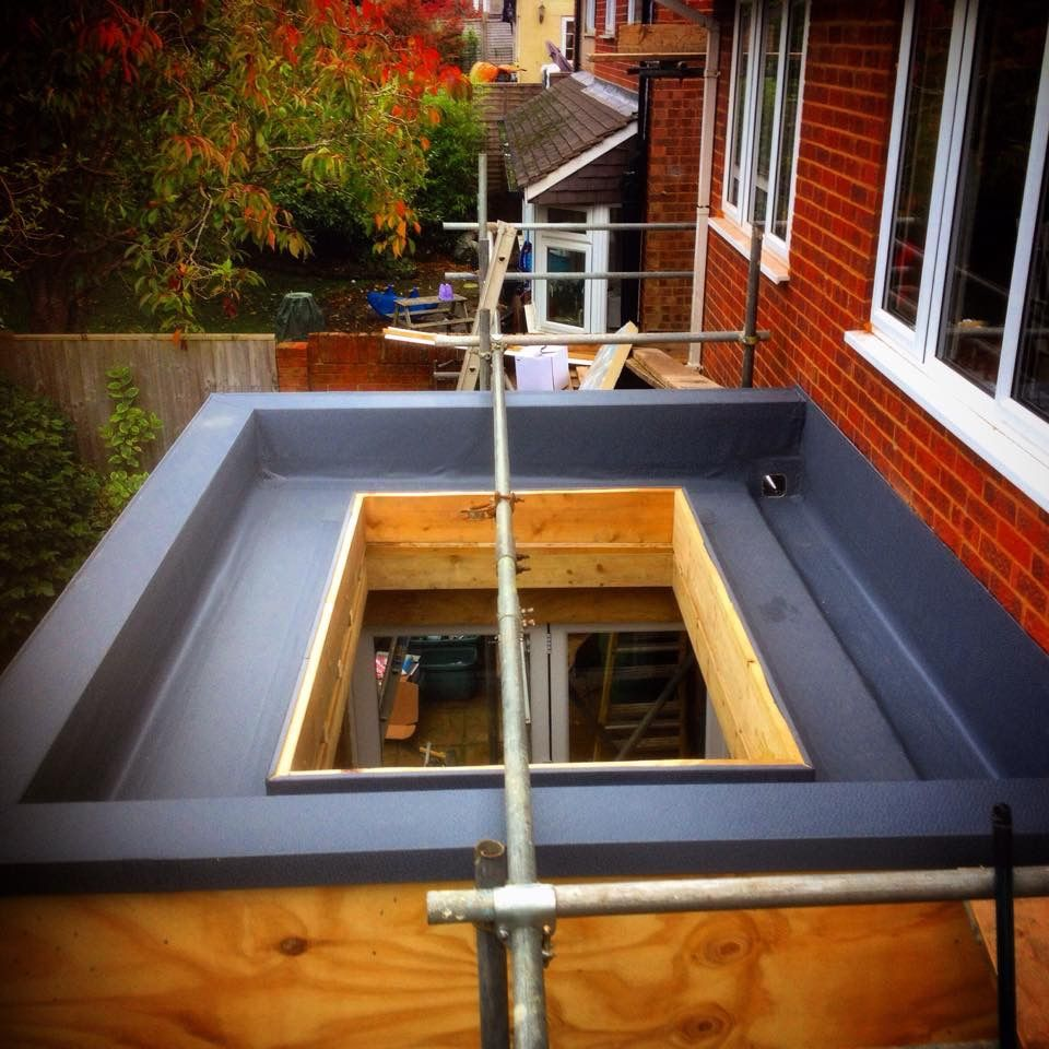 Skylights For Garage: Single-ply-tunbridge-wells