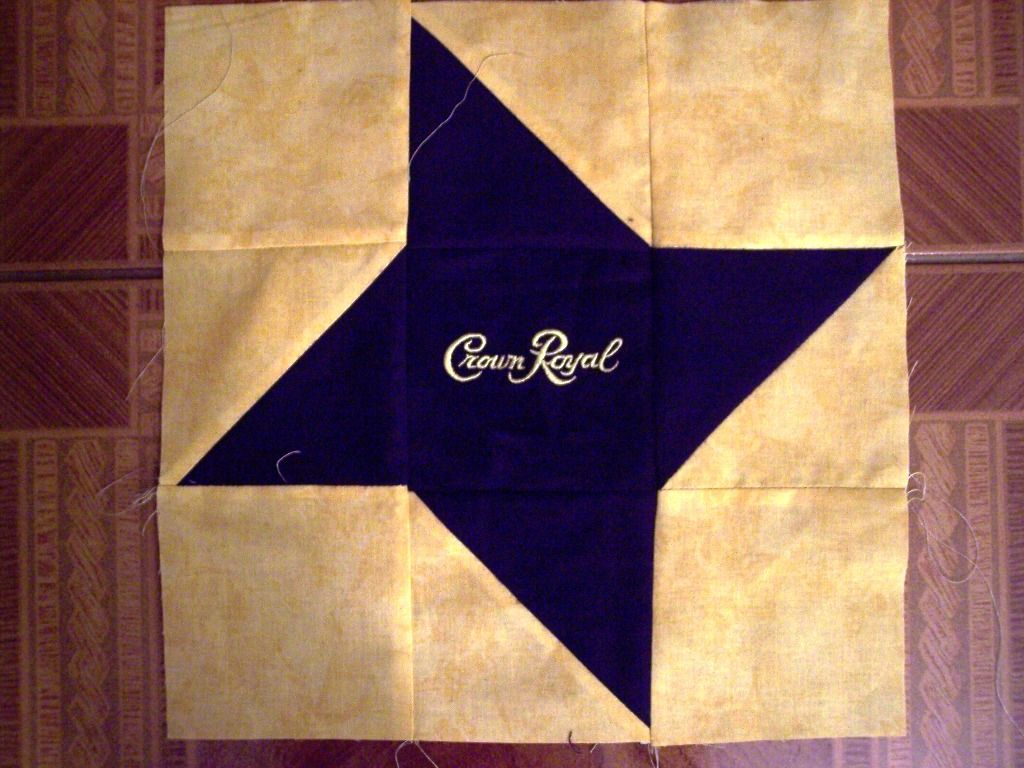 crown royal quilt images | Crown Royal & Quilts - Chevy SSR Forum ... : crown royal quilt patterns free - Adamdwight.com