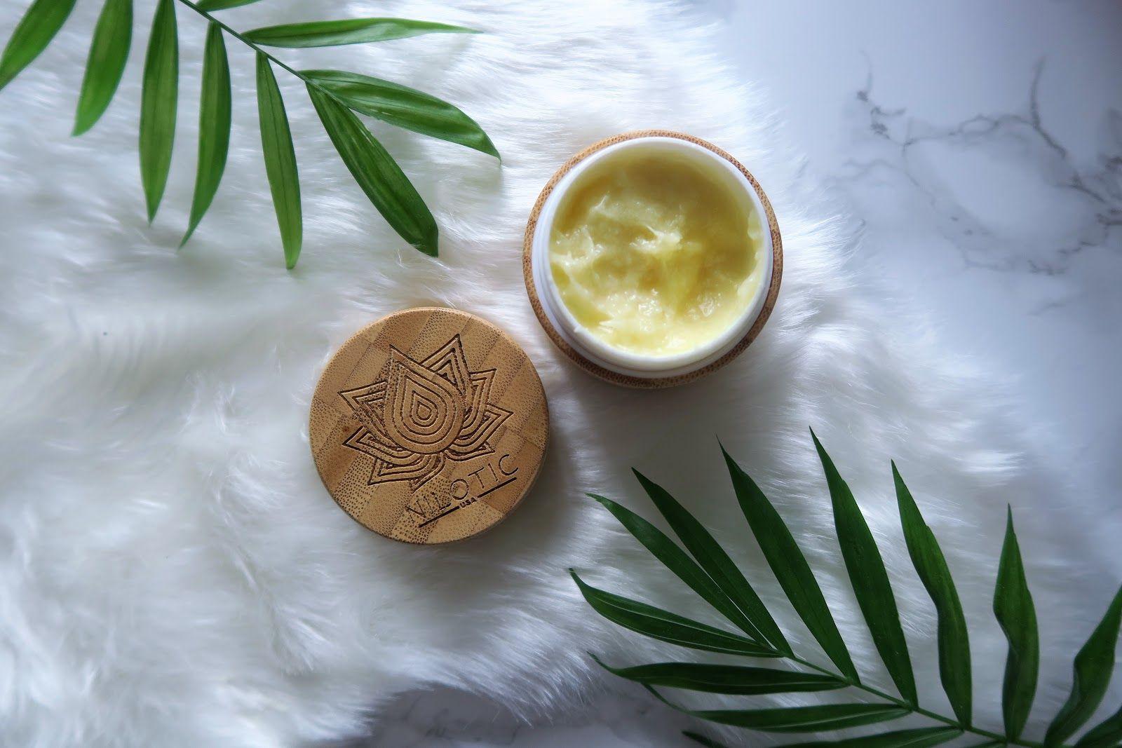 Ana Fernandes Make Up: Nilotic Creme - Pure Shea Fruit Butter