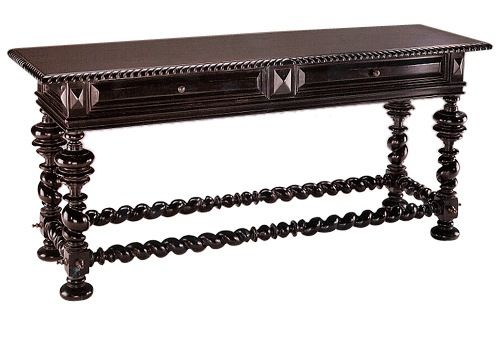Portuguese Console By Minton Spidell From M Geough