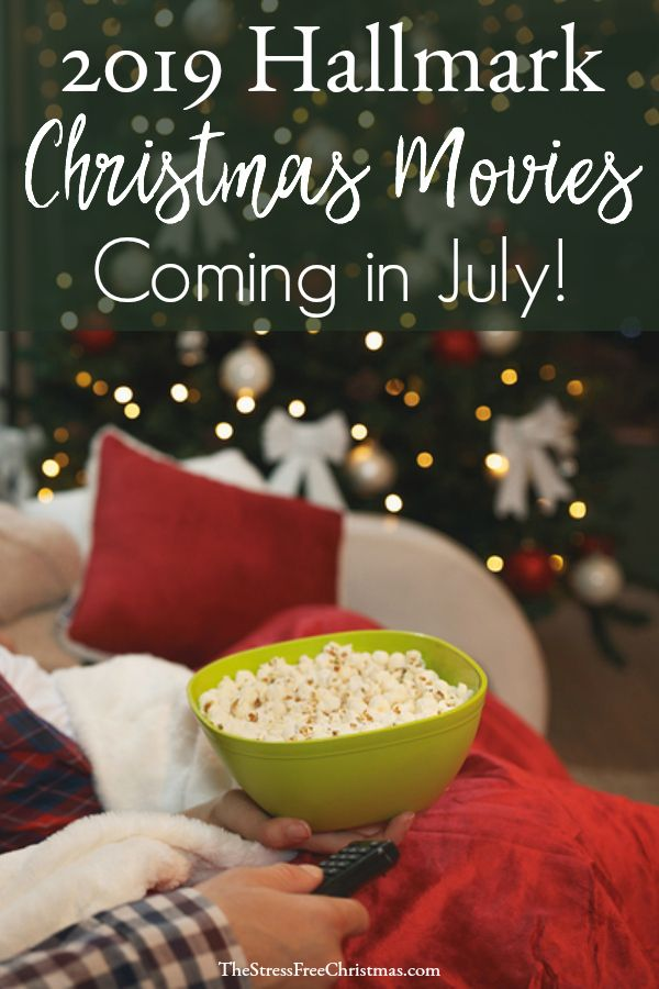 Christmas In July Hallmark.Ready For New Hallmark Christmas Movies They Start In July