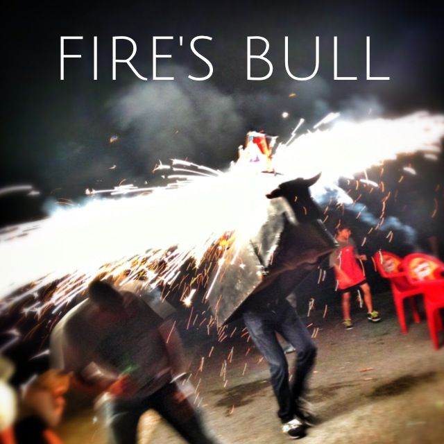 FIRE'S BULL #madewithstudio