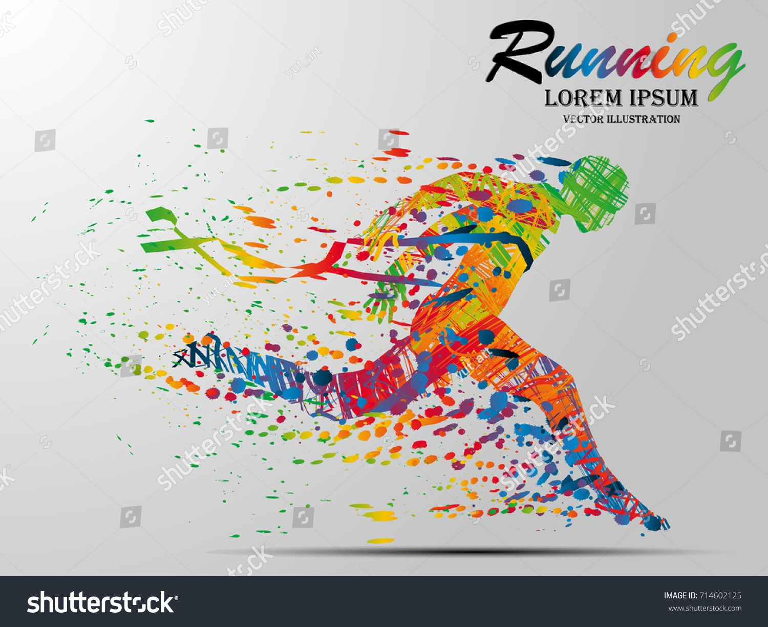 Visual Drawing Silhouettes Of Runner From Start To Finish Running And Crossing A Finish Line Winning A Race Healthy Running Images Drawings Drawing Projects