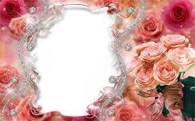 Image result for Flower Frames photo