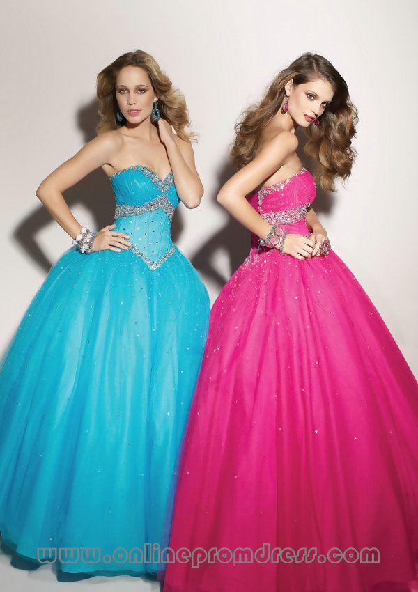 78  images about Prom Dresses on Pinterest  Pink ball gowns ...