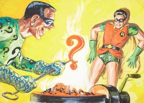 Norman Saunders Batman 1966 6