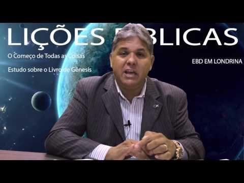 Isaque, o Sorriso de Uma Promessa – AD Londrina - EBDWeb