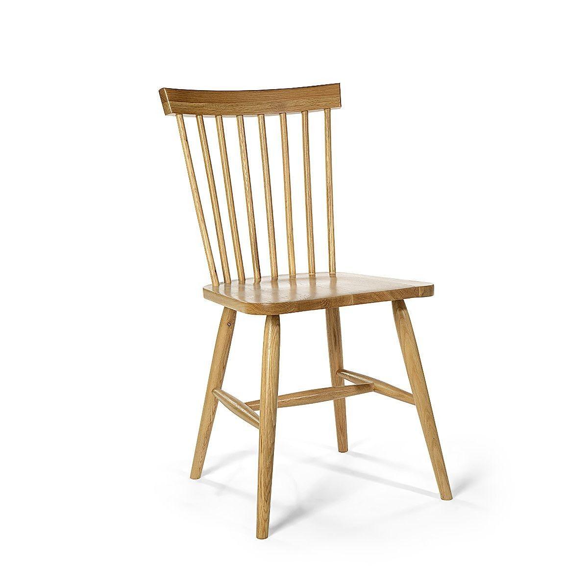 Stühle Designklassiker stuhl drammen holz nordiches design natur holzstuhl skandinav