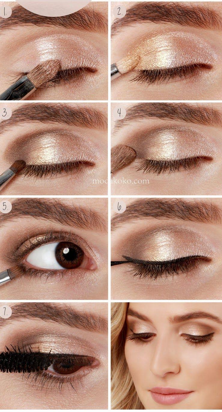 Moda Koko - 2015 Yılbaşı Göz Makyajı Önerisi#Makeup#MakeupLovers#MakeupBeauty