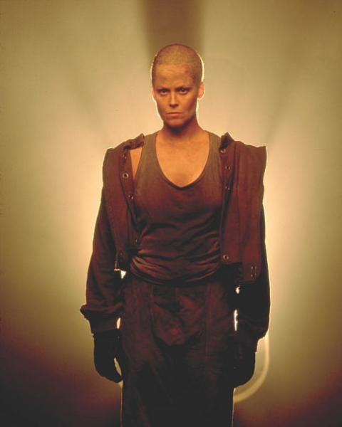 Alien 3 Movie: Sigourney Weaver From Alien 3