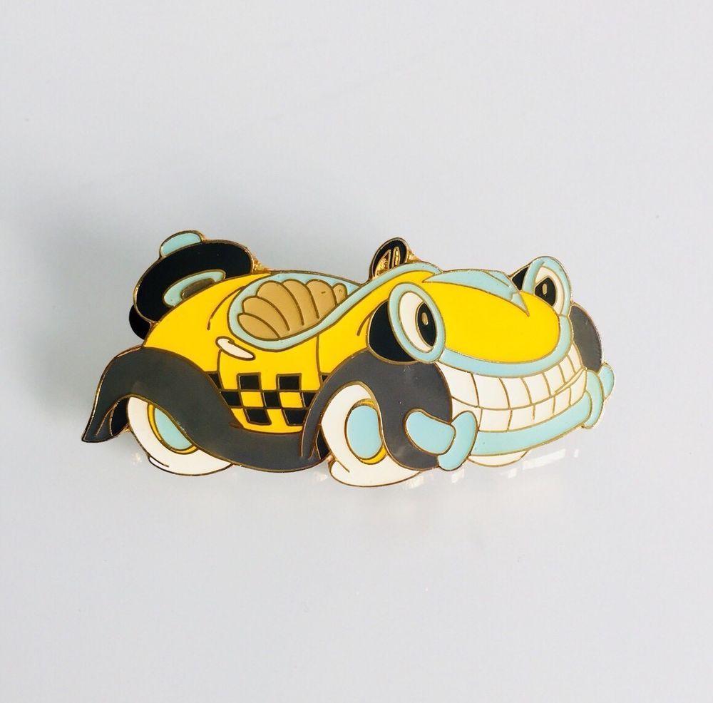 Disney Who Framed Roger Rabbit Benny The Taxi Cab Pin RARE 10th ...