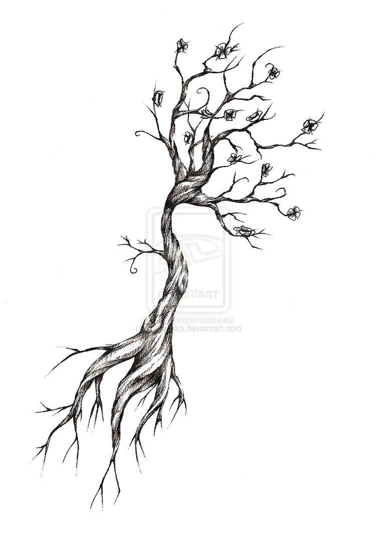 Tree Tattoo Design Tree Roots Tattoo Tree Tattoo Arm Tree Tattoo Small