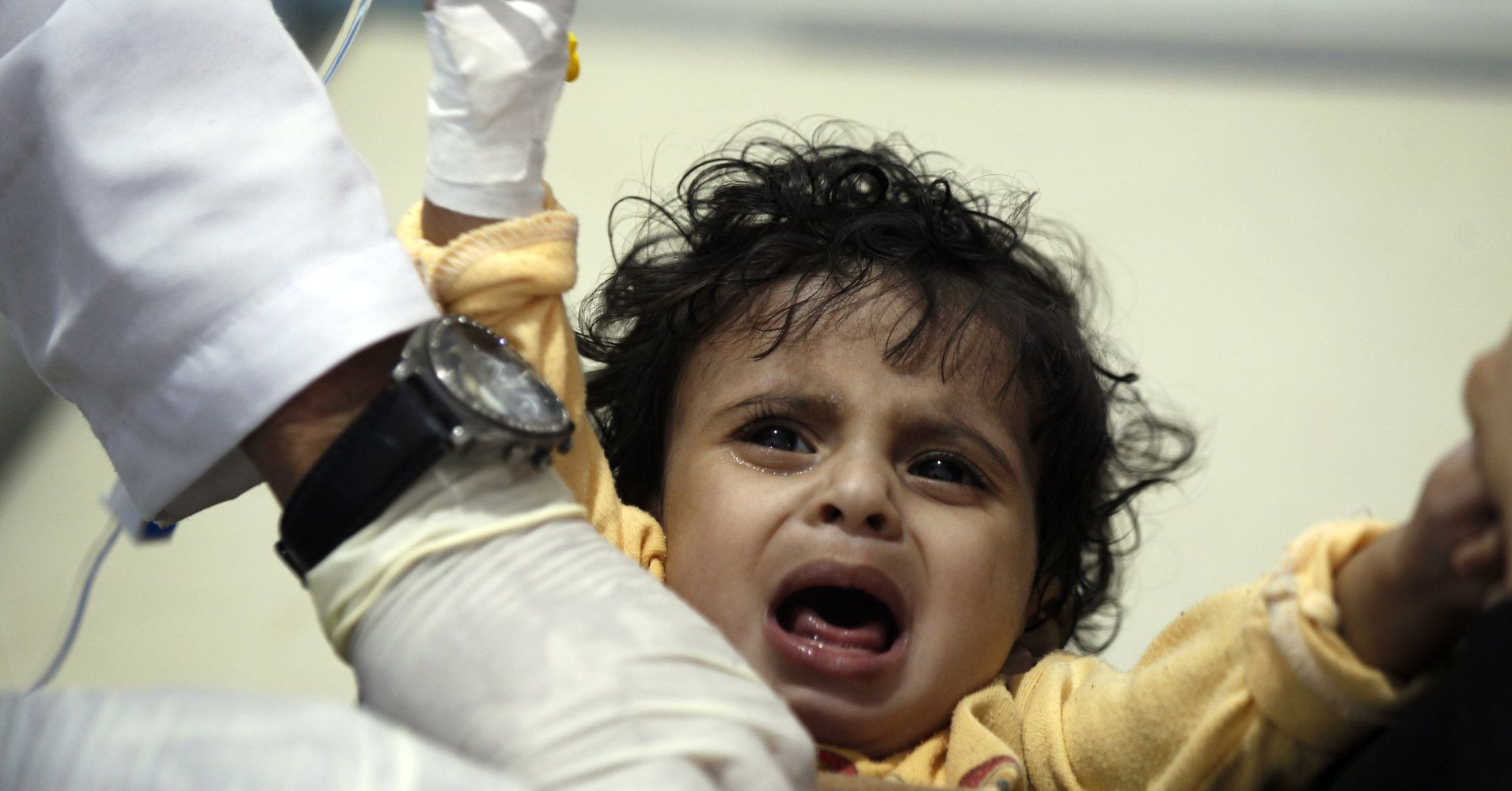 #Hospitals On The Brink As Cholera Kills 184 In Yemen's Capital In Mere Days - HuffPost: HuffPost Hospitals On The Brink As Cholera Kills…