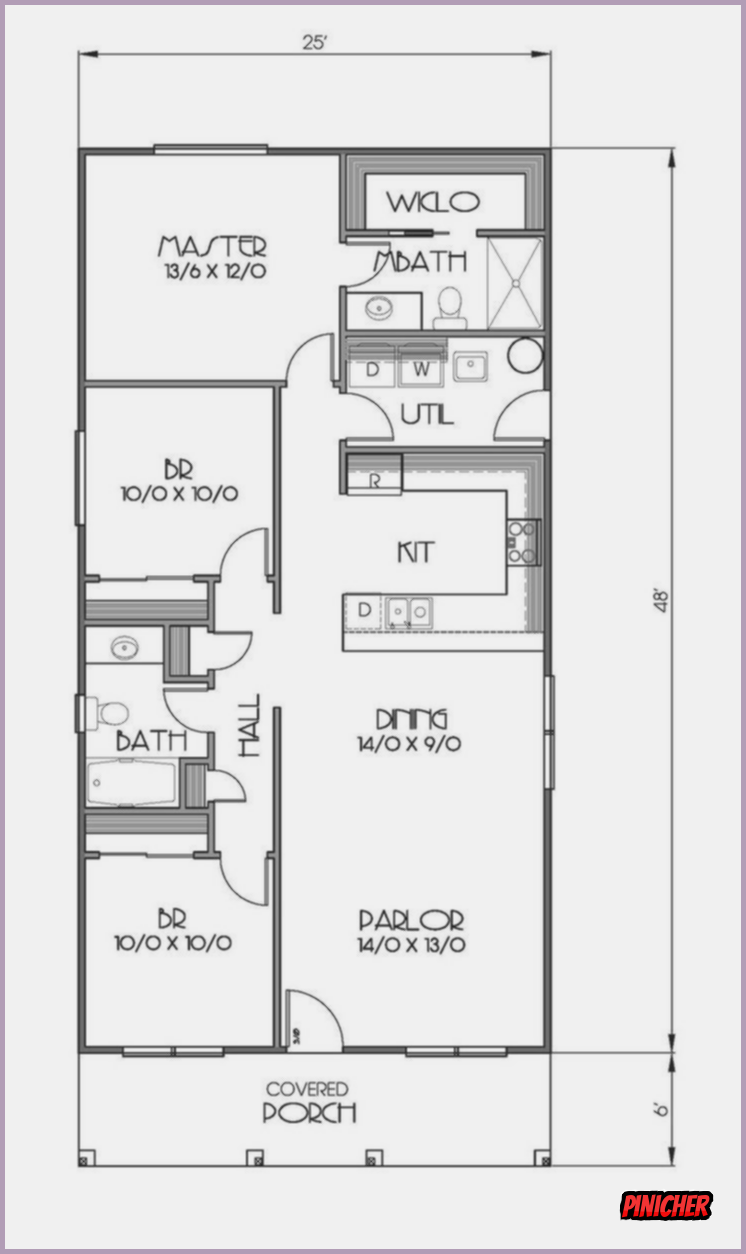 1000 Sq Ft In 2020 House Plans Small House Floor Plans Cottage Style House Plans